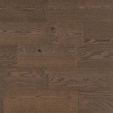 Handcrafted Red Oak Tree House - Floor image