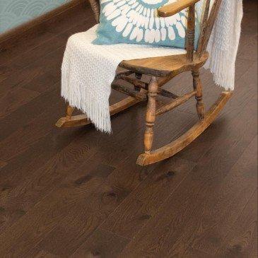 Brown Oak Hardwood flooring / Hermosa Mirage DreamVille / Inspiration