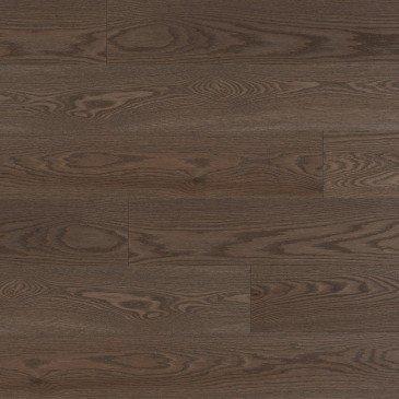 Grey Red Oak Hardwood flooring / Charcoal Mirage Admiration
