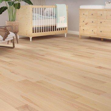 Planchers de bois franc Merisier Blanc / Mirage Admiration Quartz / Inspiration