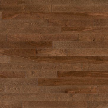Brown Yellow Birch Hardwood flooring / Savanna Mirage Admiration