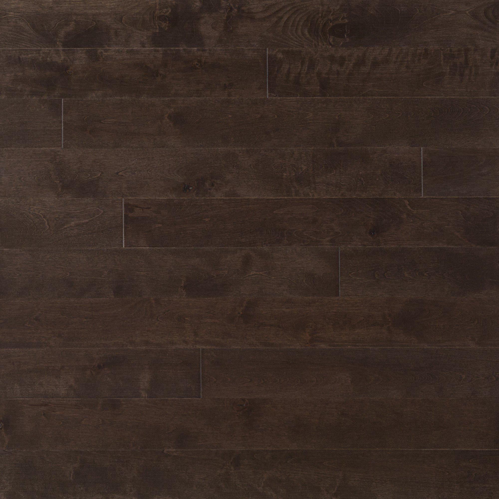 Merisier Black Jelly Bean Caractère Lisse - Image plancher