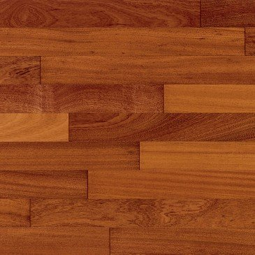 Natural Sapele Hardwood flooring / Natural Mirage Natural