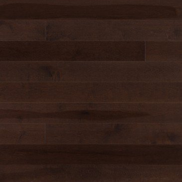 Brown Yellow Birch Hardwood flooring / Coffee Mirage Admiration