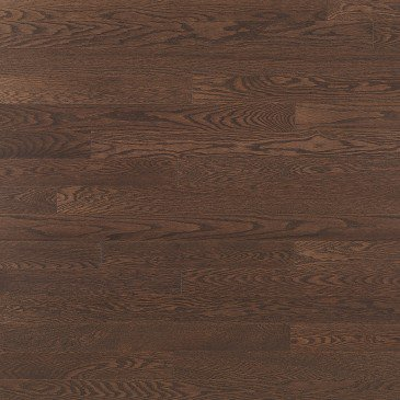 Brown Red Oak Hardwood flooring / Knowlton Mirage Alive
