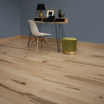Natural Maple Hardwood flooring / Park City Mirage Escape / Inspiration