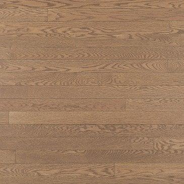 Golden Red Oak Hardwood flooring / Hudson Mirage Herringbone