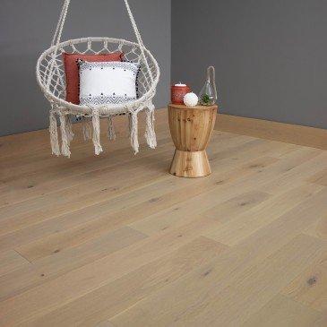 Beige Oak Hardwood flooring / Florence Mirage DreamVille / Inspiration