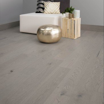 White Oak Hardwood flooring / Morro Bay Mirage DreamVille / Inspiration