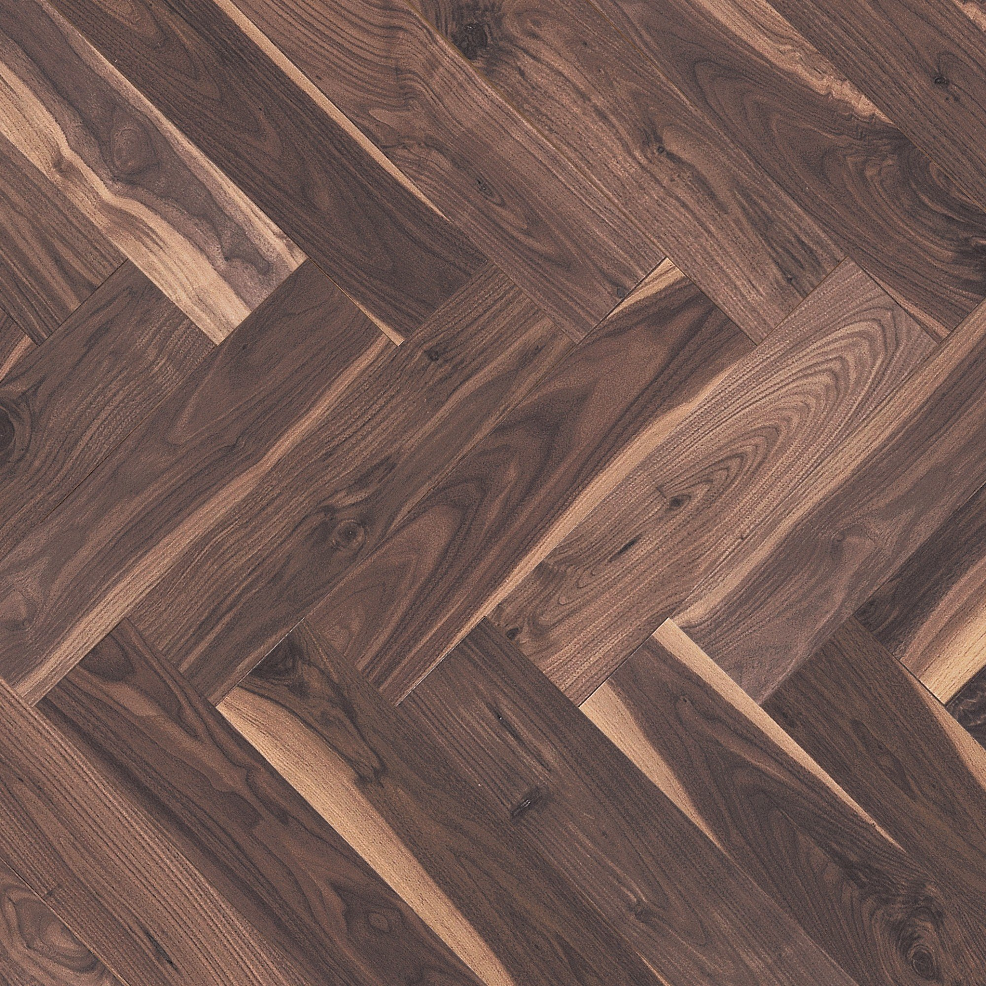 Walnut Character Smooth - Floor image