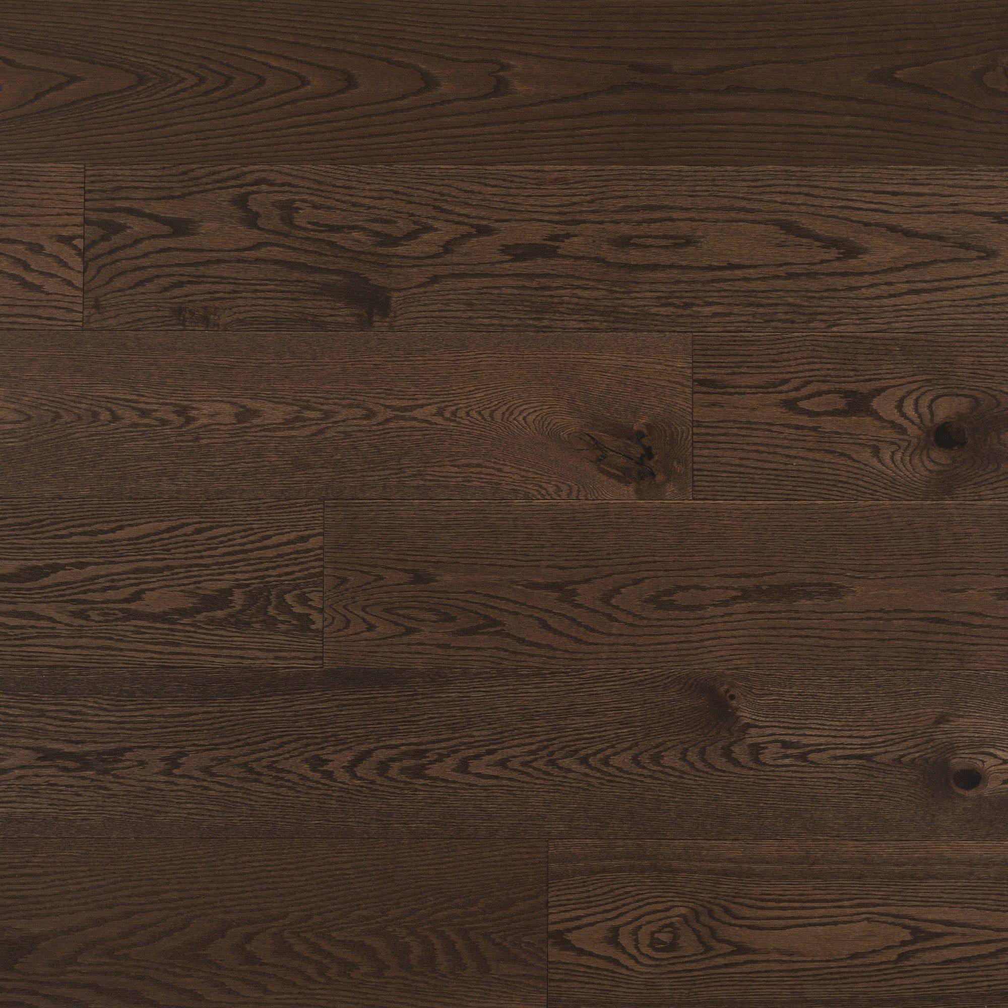 Red Oak Nightfall Character Brushed - Floor image