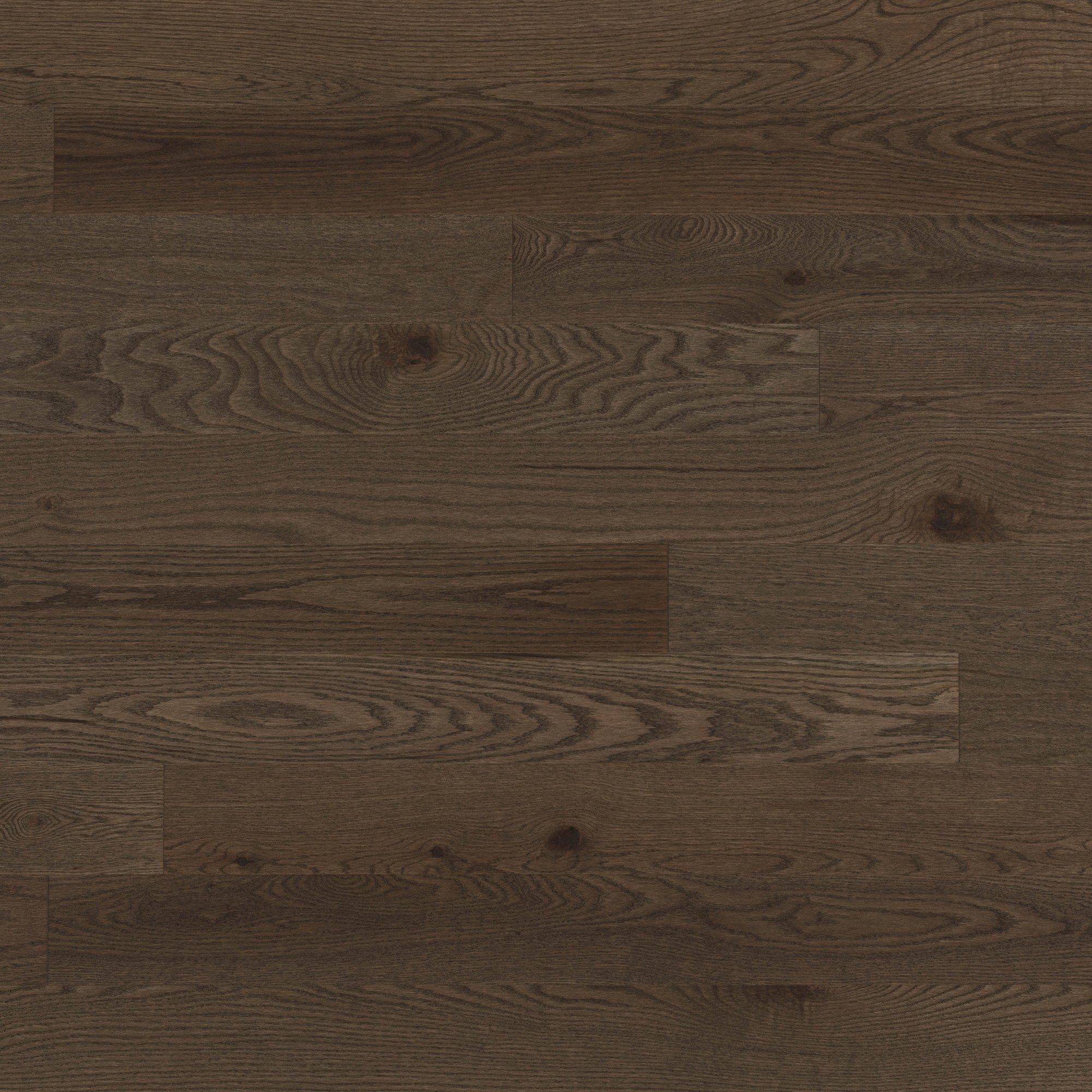 Chêne rouge New Haven Caractère Brossé - Image plancher