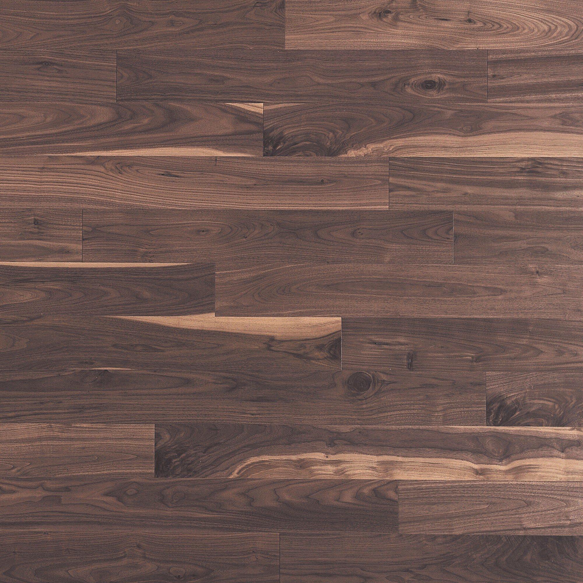 Walnut Character Smooth - Floor image