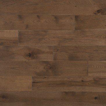 Planchers de bois franc Hickory Brun / Mirage Herringbone Umbria