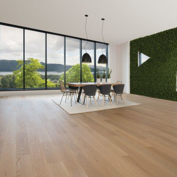 Natural White Oak Hardwood Flooring Mirage Inspiration