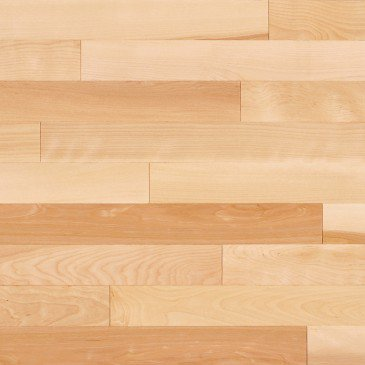 Natural Yellow Birch Hardwood flooring / Natural Mirage Natural