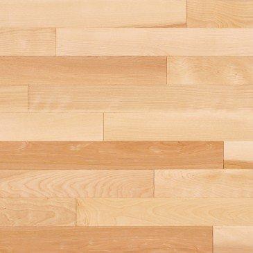 Natural Yellow Birch Hardwood flooring / Natural Mirage Natural