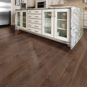 Brown Yellow Birch Hardwood flooring / Bolton Mirage Admiration / Inspiration