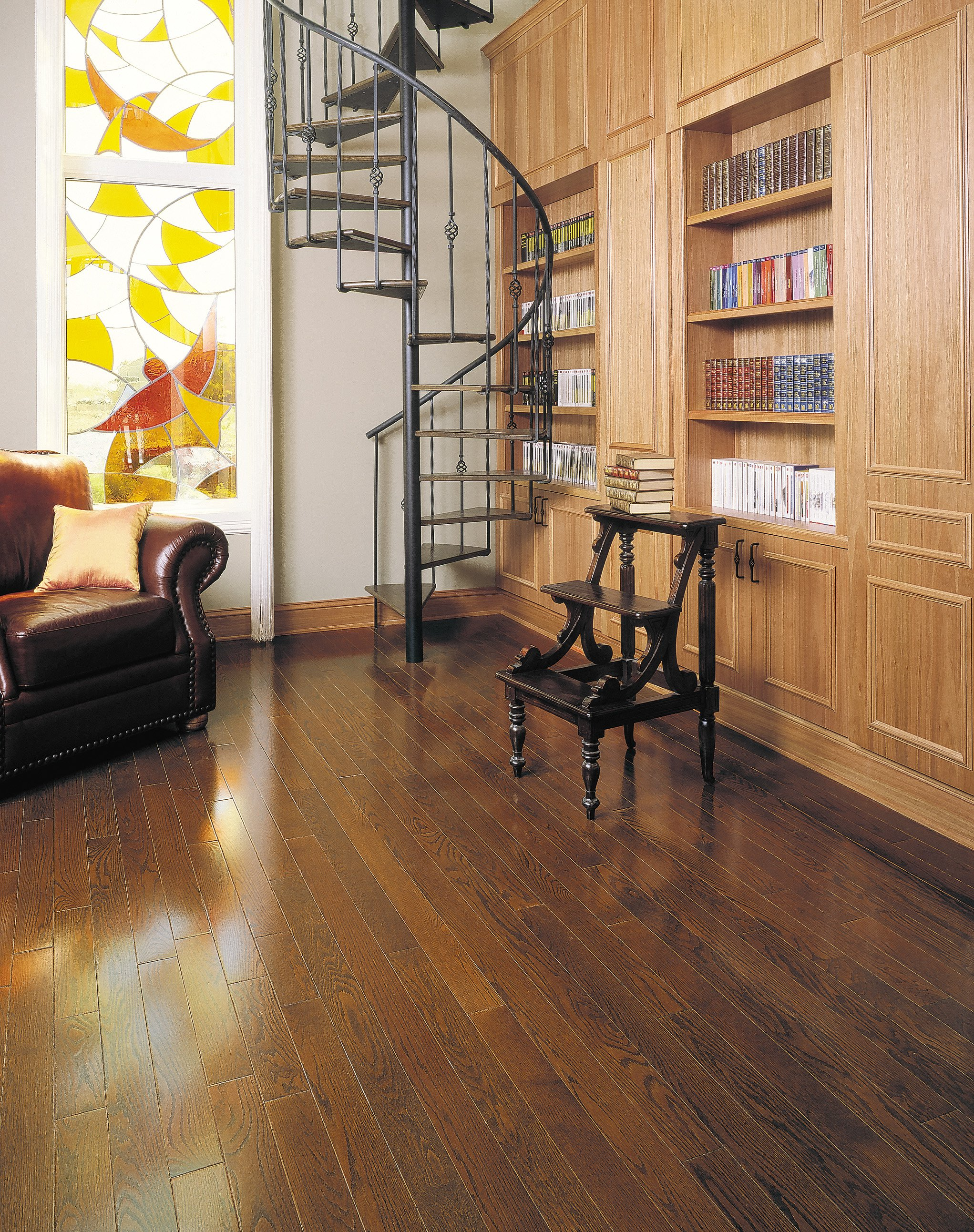 Red Oak Rich Oak Exclusive Smooth - Ambience image