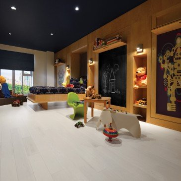 White Maple Hardwood flooring / Nordic Mirage Admiration / Inspiration