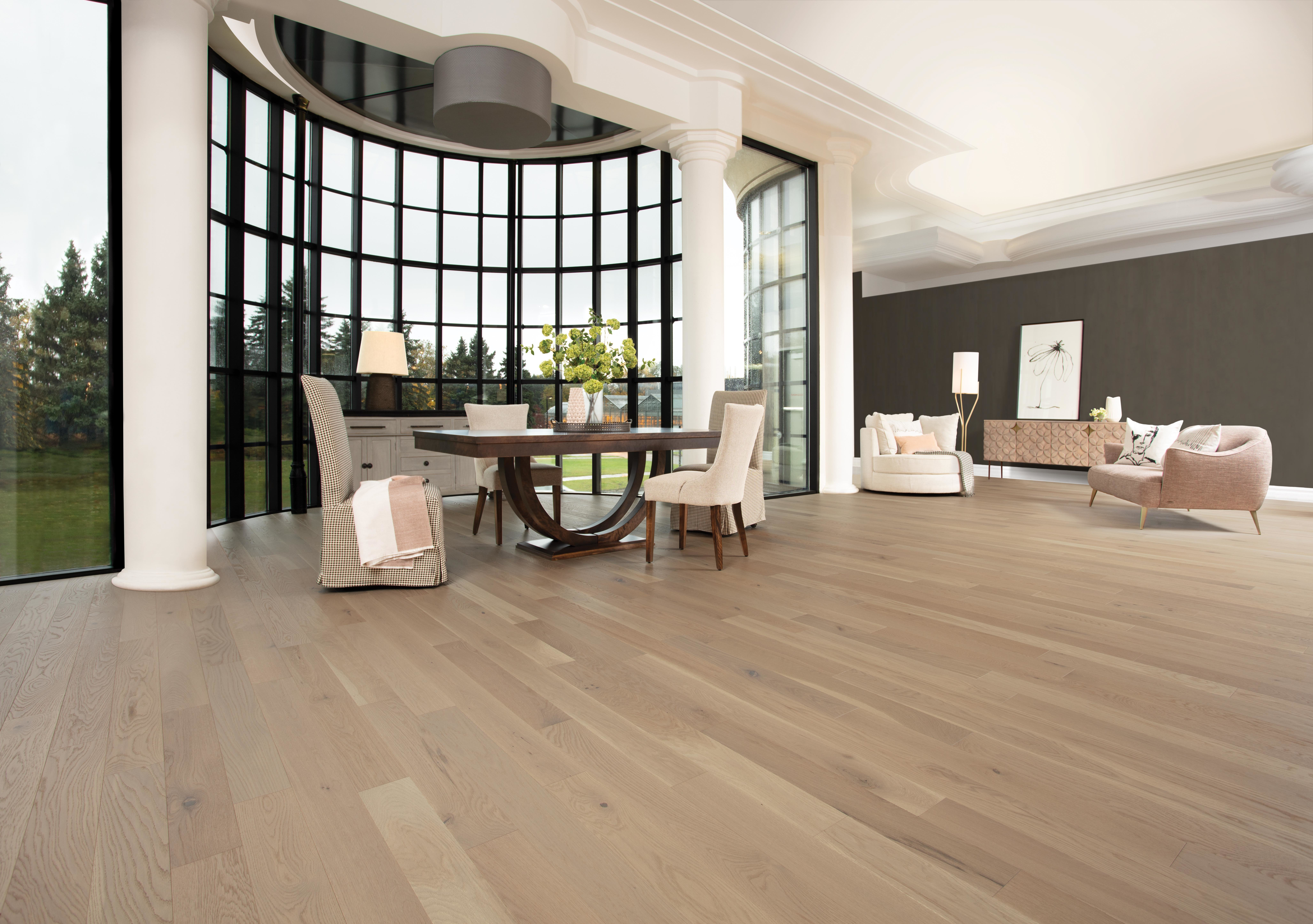 White Oak Stardust Character Brushed - Ambience image