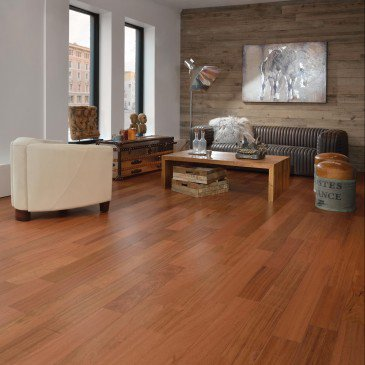 Planchers de bois franc Jatoba Naturel / Mirage Exotic Naturel / Inspiration