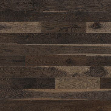 Grey White Oak Hardwood flooring / Lunar Eclipse Mirage Flair