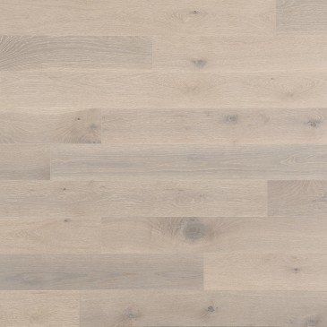 White White Oak Hardwood flooring / Bubble Bath Mirage Sweet Memories