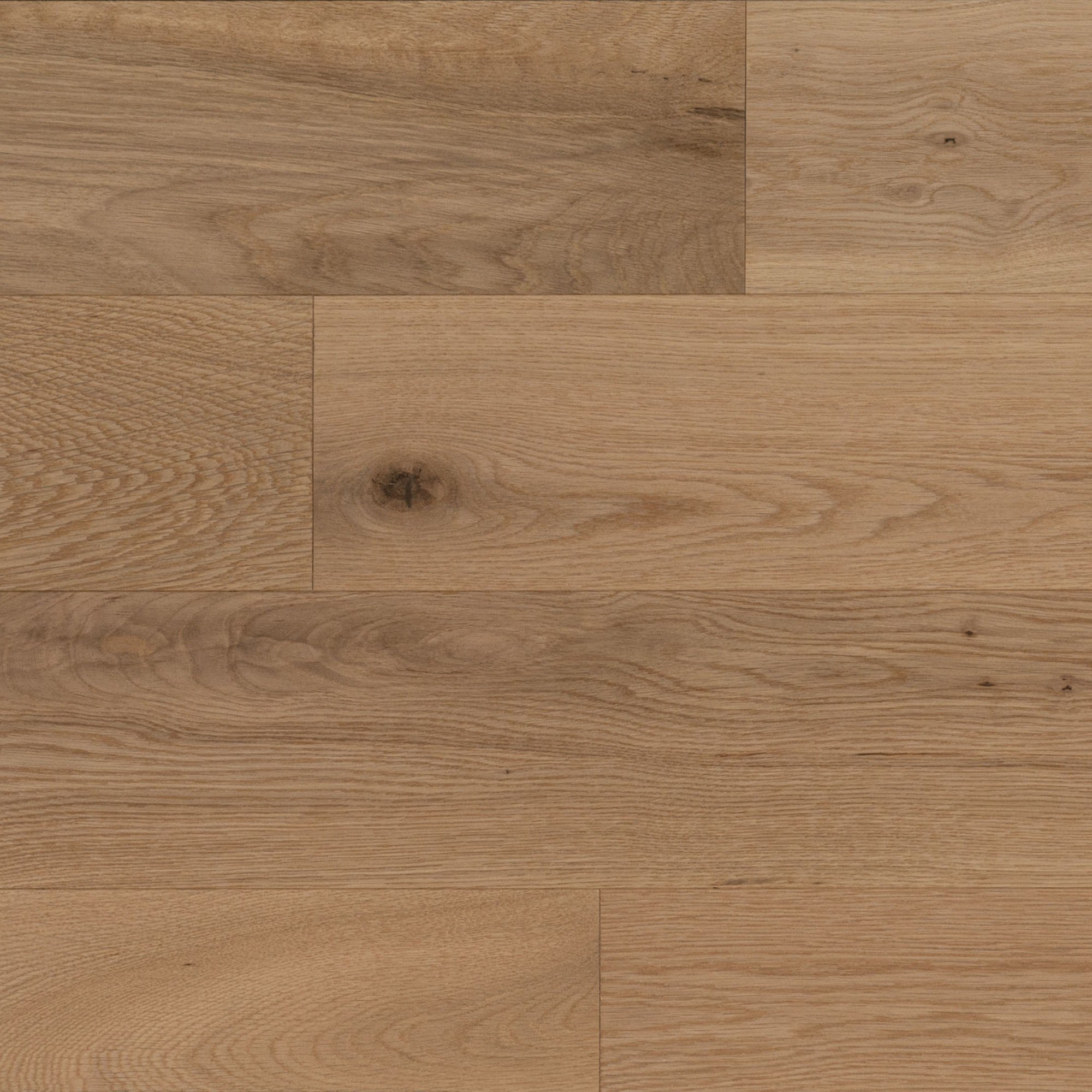 Laminated Flooring Special Characters And Specifications White Oak Character Brushed - Floor image