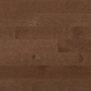 Brown Maple Hardwood flooring / North Hatley Mirage Admiration