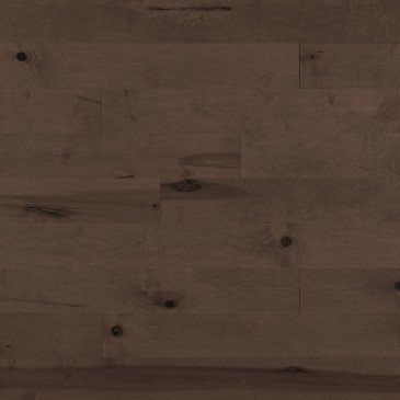 Brown Maple Hardwood flooring / Nightfall Mirage Flair