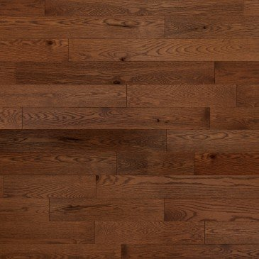 Brown Red Oak Hardwood flooring / Cold Springs Mirage Escape