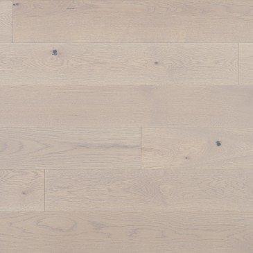 Planchers de bois franc Chêne Blanc Blanc / Mirage Flair Snowdrift