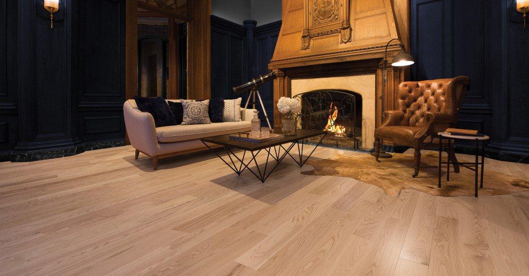 Natural Red Oak Exclusive Mirage Hardwood Floors
