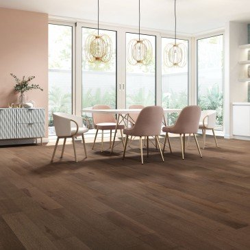 Brown Maple Hardwood flooring / Savanna Mirage Admiration / Inspiration