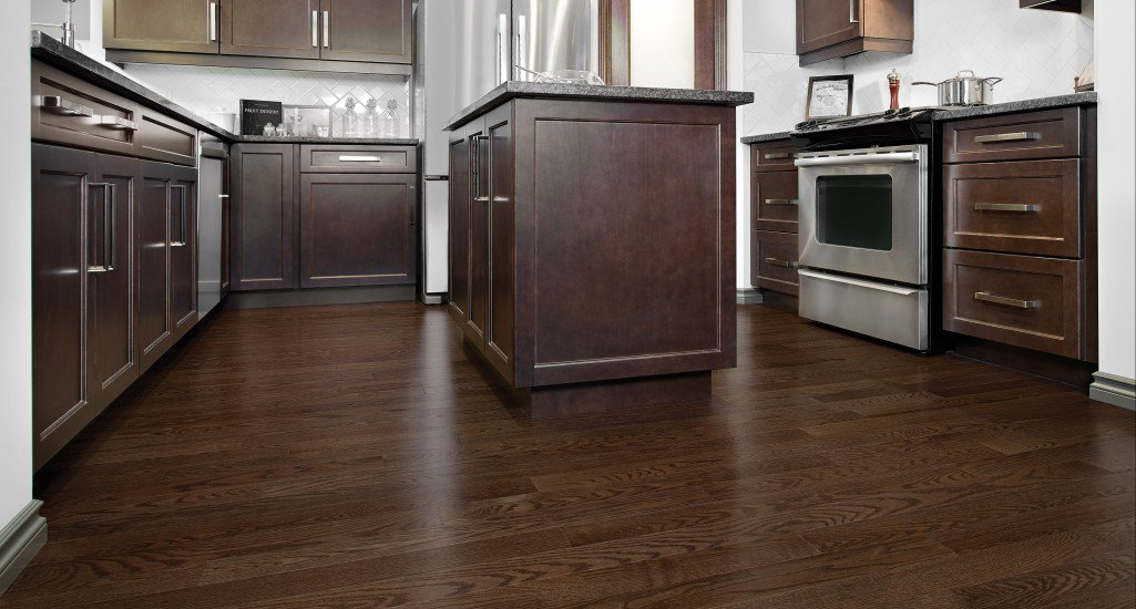 Red Oak Waterloo Exclusive Smooth Admiration Mirage Floors