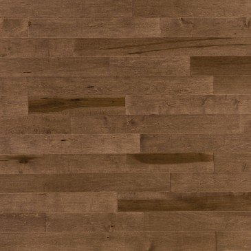 Brown Maple Hardwood flooring / Savanna Mirage Admiration