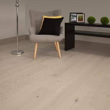 White Oak Hardwood flooring / Aspen Mirage DreamVille / Inspiration