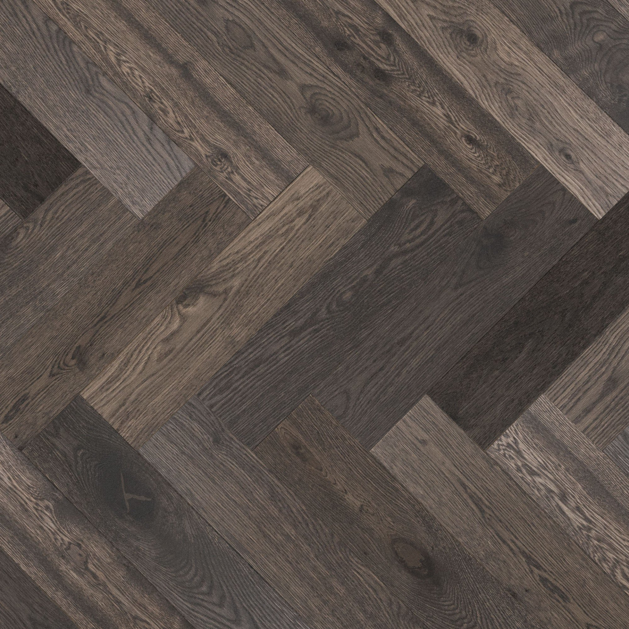White Oak Lunar Eclipse Character Brushed - Floor image