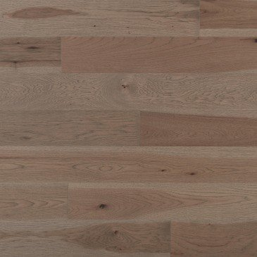 Brown Hickory Hardwood flooring / Greystone Mirage Admiration
