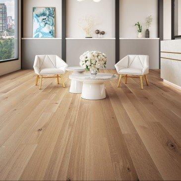 White Oak R&Q Character Brushed - Floor image