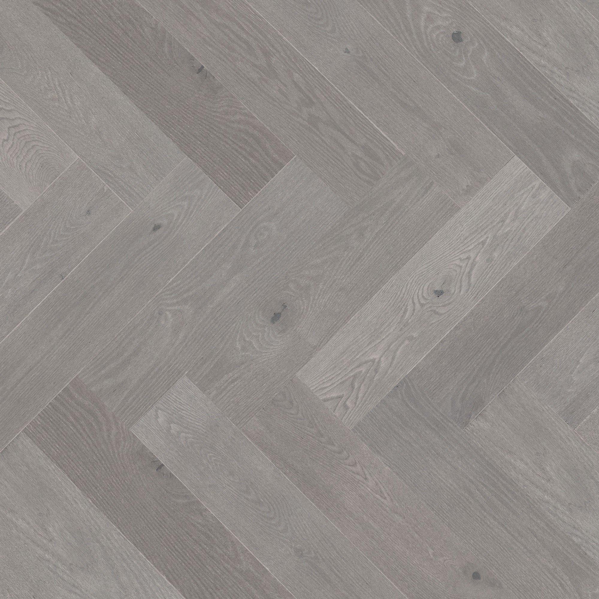 Red Oak Hopscotch Character Brushed - Floor image