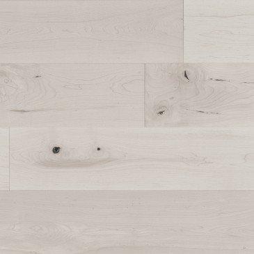 Planchers de bois franc Érable Blanc / Mirage Flair Snowdrift