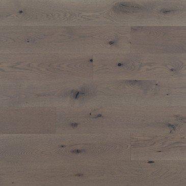 Chêne blanc Dark Leaf Caractère Prononcé - Image plancher