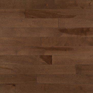 Merisier North Hatley - Image plancher