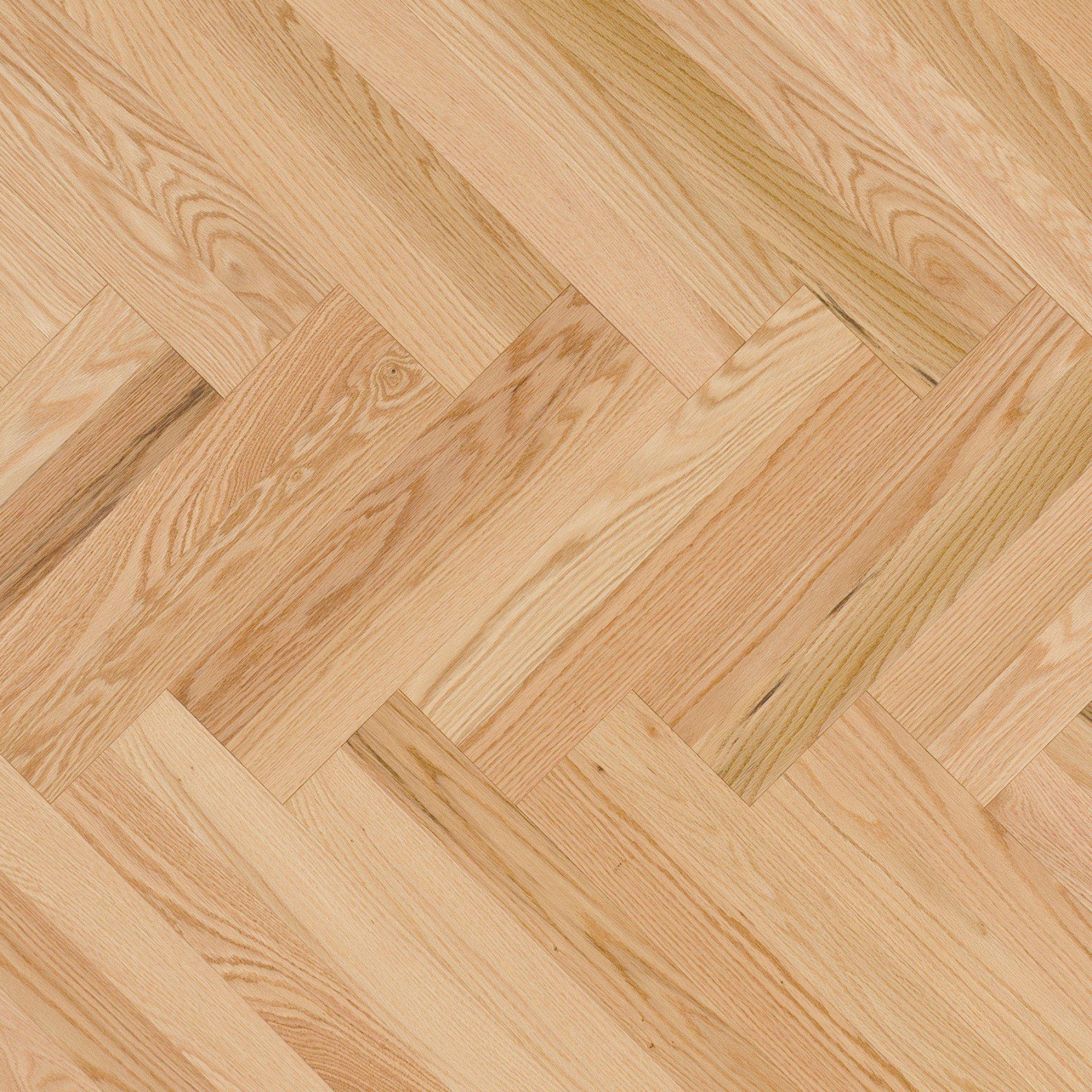Red Oak Exclusive Smooth - Floor image
