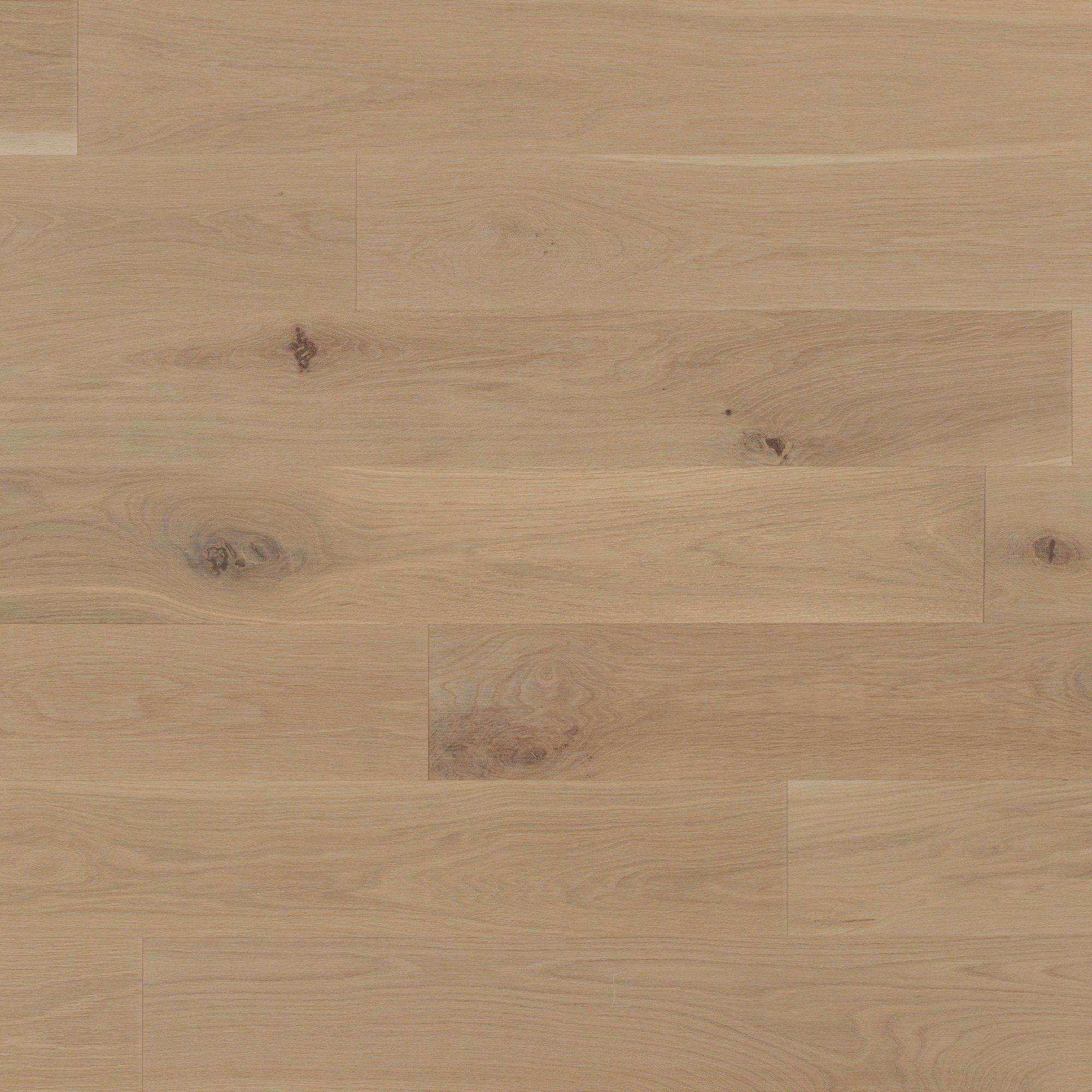 Chêne blanc Rocking Horse Caractère Brossé - Image plancher