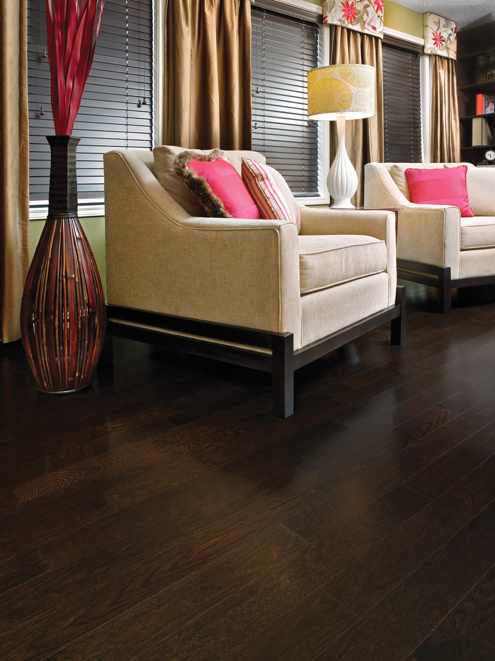 Red Oak Java Exclusive Smooth - Ambience image