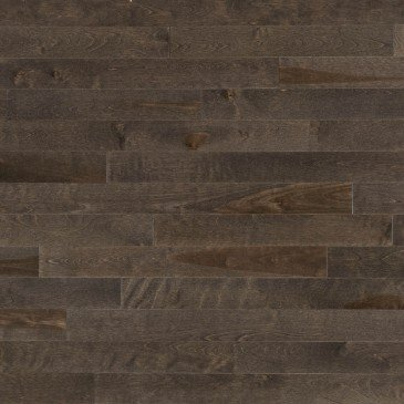 Brown Yellow Birch Hardwood flooring / Charcoal Mirage Admiration
