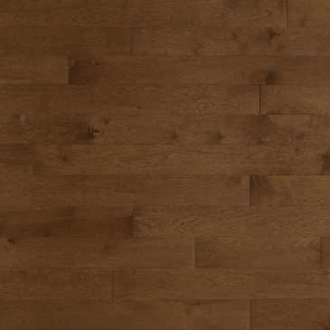 Brown Yellow Birch Hardwood flooring / Rich Oak Mirage Admiration